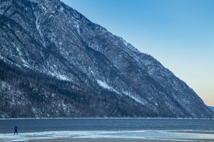 3. Телецкое озеро
