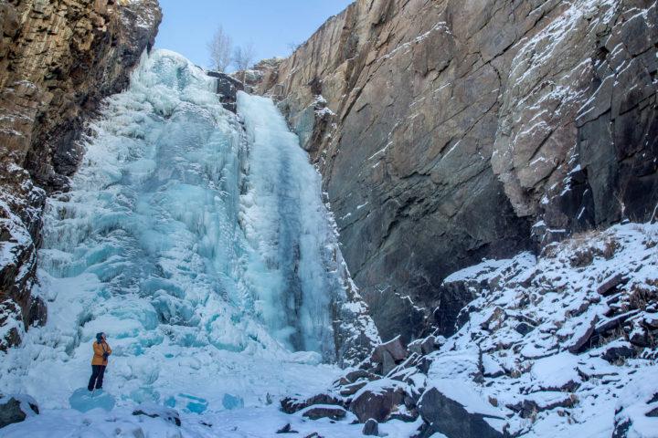 3. Водопад Кату-ярык