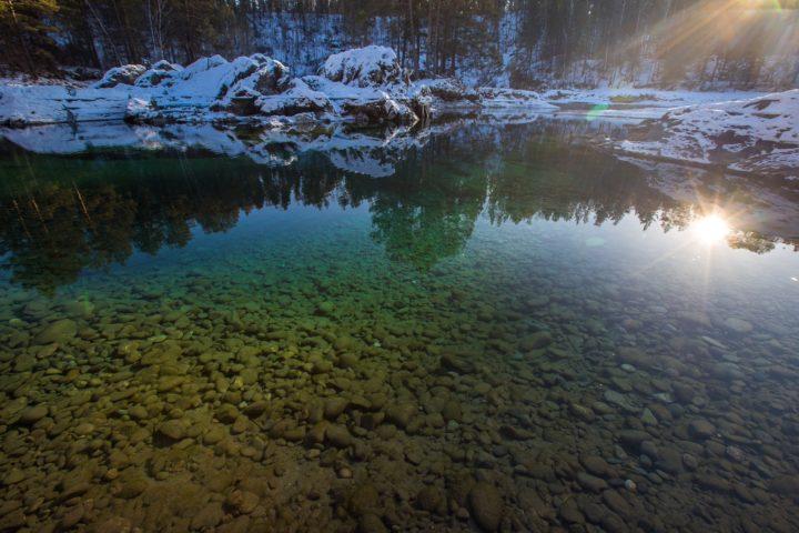 4. Чистейшая вода Алтая