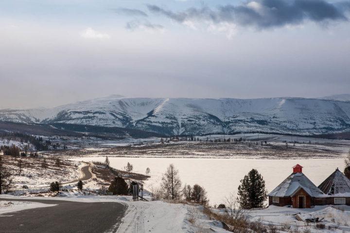 4. Улаганский перевал