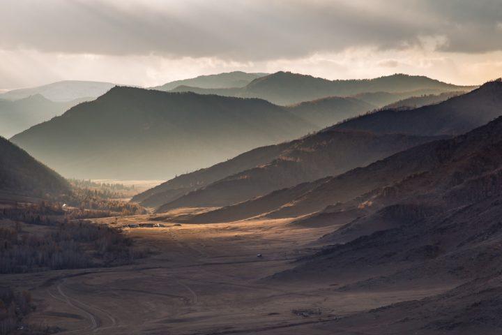 5 день Вид с перевала Чике-таман