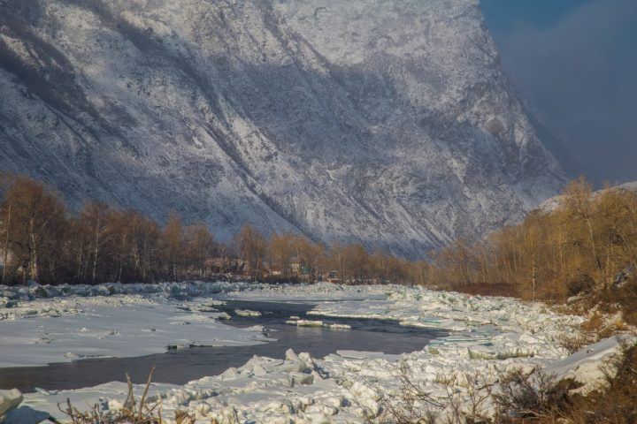 6 Алтай зимой