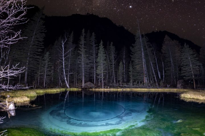 6 Гейзерное озеро