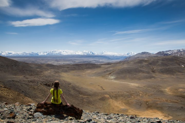 6 Вид на Южно-Чуйский хребет
