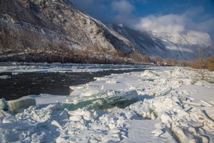 6 Зимой на Алтае