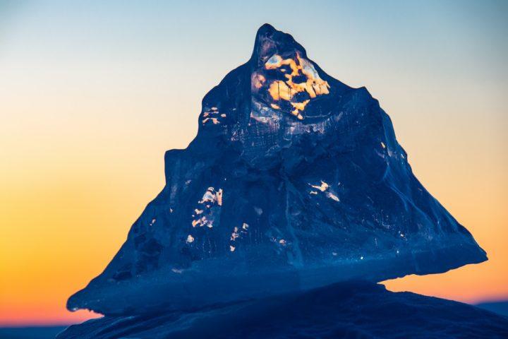 1. Байкальский лёд