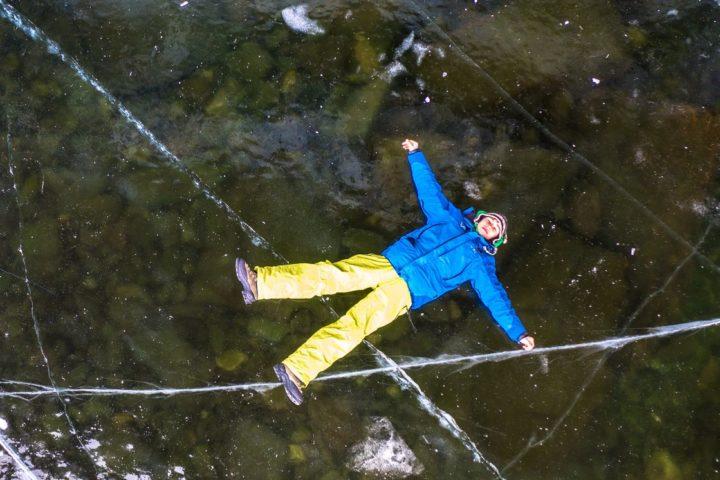 1. Лед Байкала