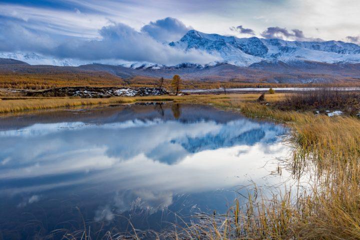 1. Озеро Джангысколь.