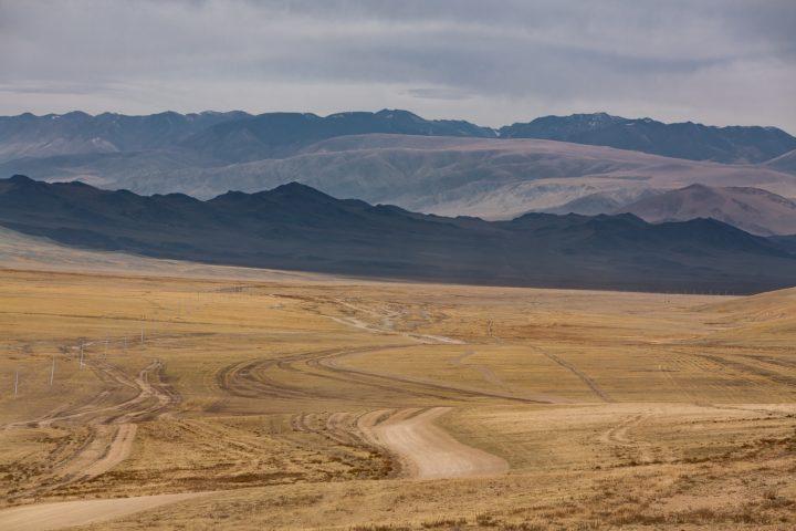 2. Монгольские дороги