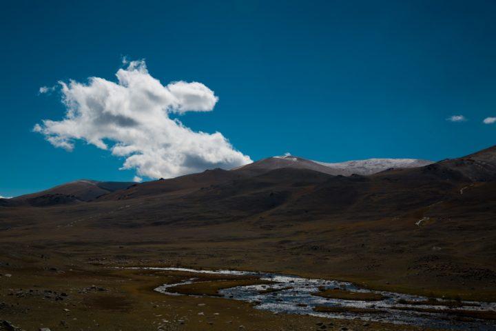 2. Монгольские пейзажи
