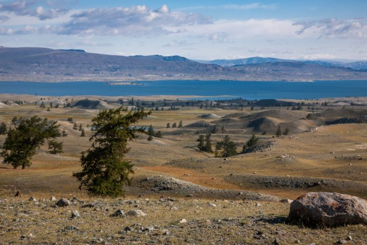 3. Озеро Хурган-нуур