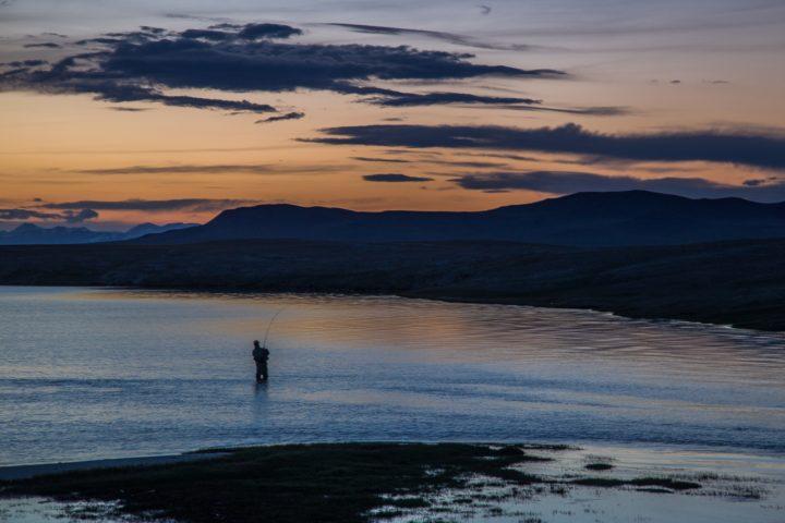 3. Вечерняя рыбалка