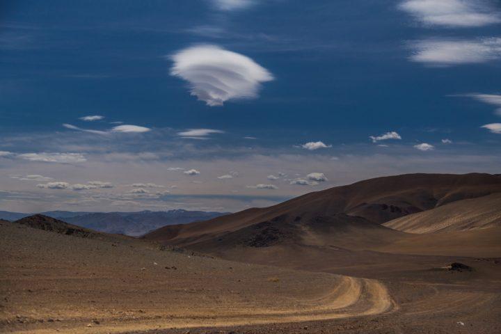 4 Дороги Монголии