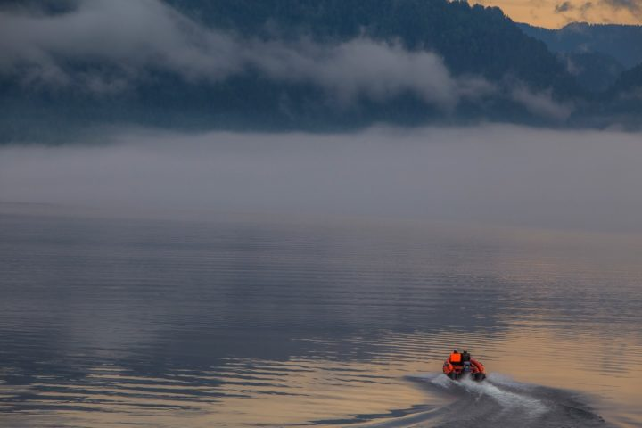 1. Индивидуальный тур по Телецкому озеру