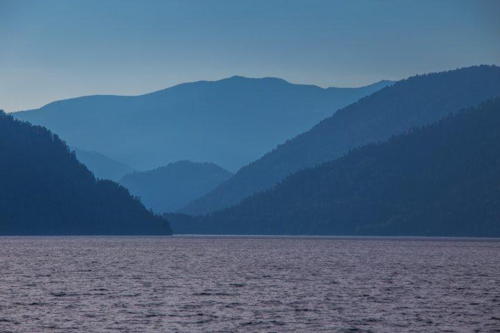 1. Экскурсия по Телецкому озеру
