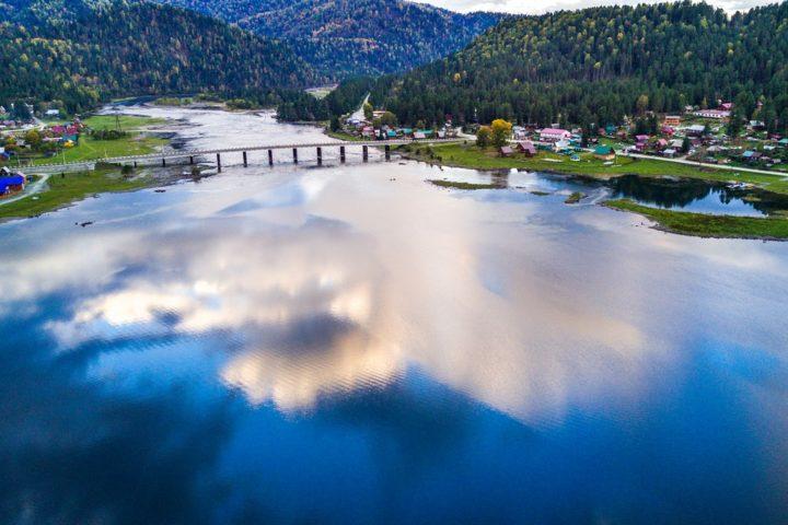 1. Начало реки Бия
