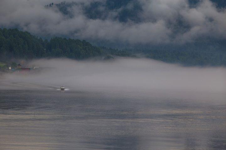 1. Тур по Телецкому озеру