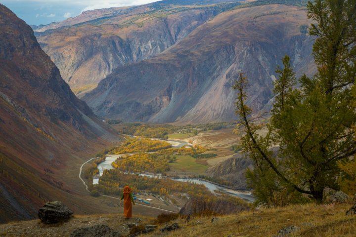 2. Алтай - долина Чулышмана