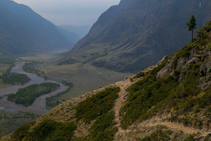 2. Долина Чулышмана