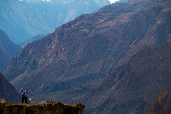 2. Долина Чулышмана перевал Катуярык