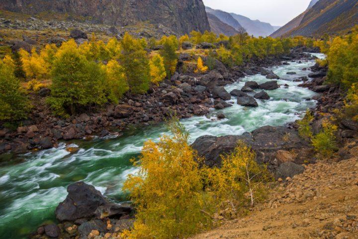 2. Тур в долину Чулышмана