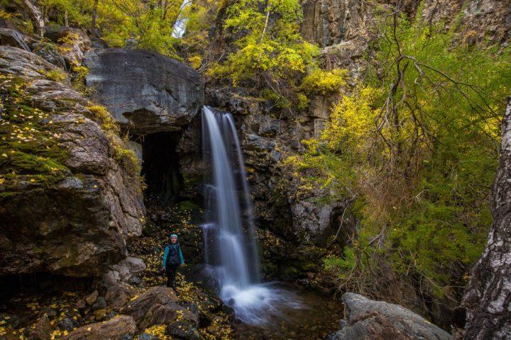 2. Водопады в долине Чулышмана
