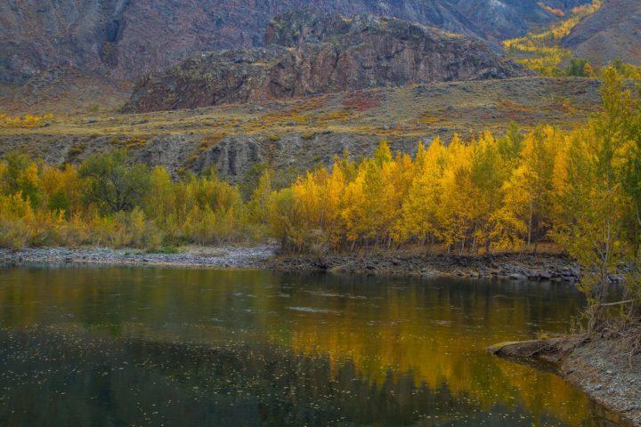 3. Осенний Чулышман