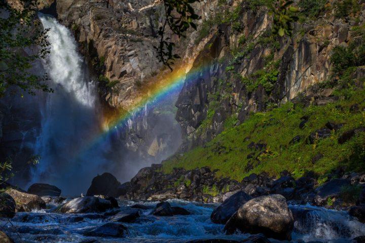 3. Водопад Куркуре. Алтай