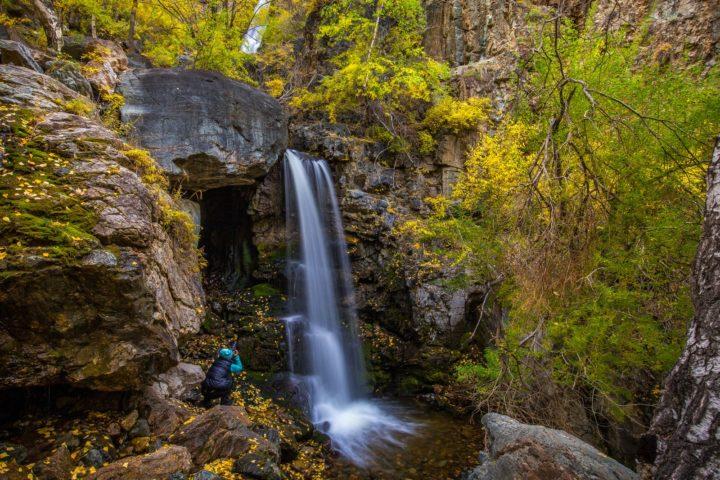 3. Водопады Алтая