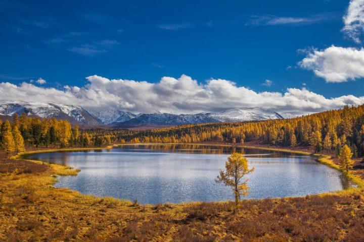 4. Озеро Киделю