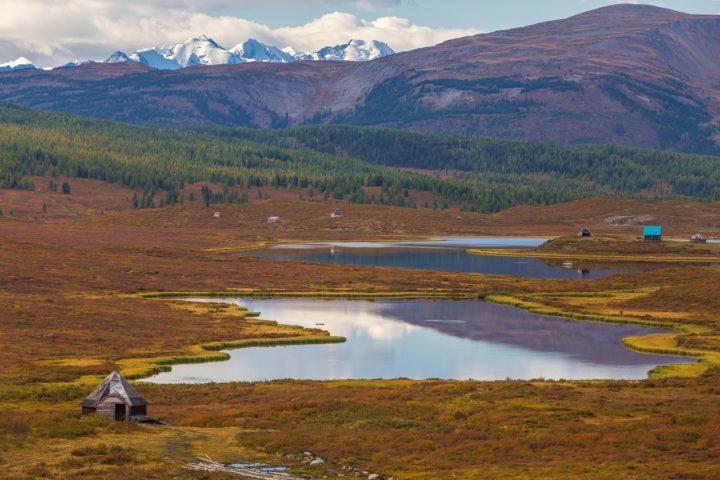 4. Улаганское плато и Северо-Чуйский хребет