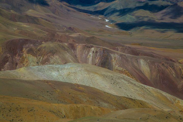 5. Марсовы горы Алтай