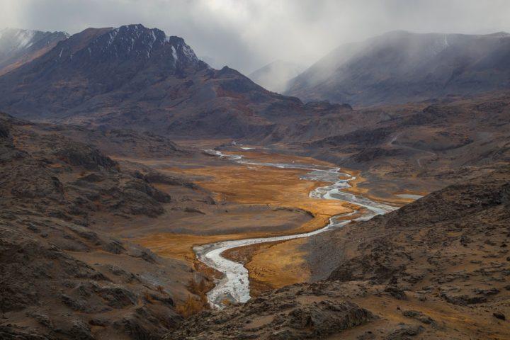 5. Река Чаган-Узун и долина Аккол