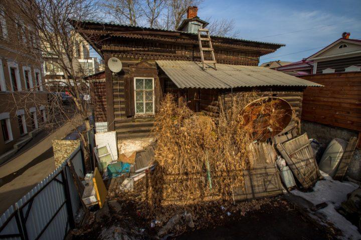 1. Архитектура Иркутска (10)