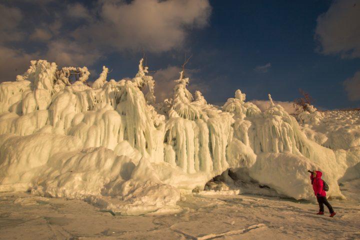 4. Лед Байкала (2)